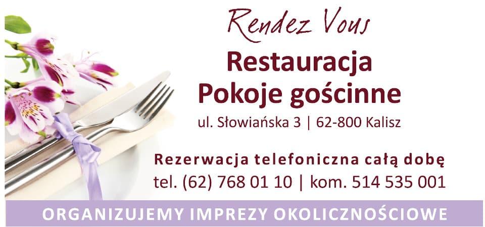 pokoje i restauracja